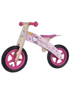 Bicicletta senza pedali Hello Kitty