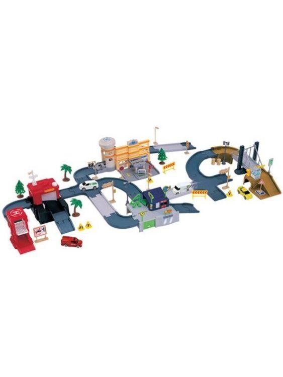 Play Set 6in1City Motormax