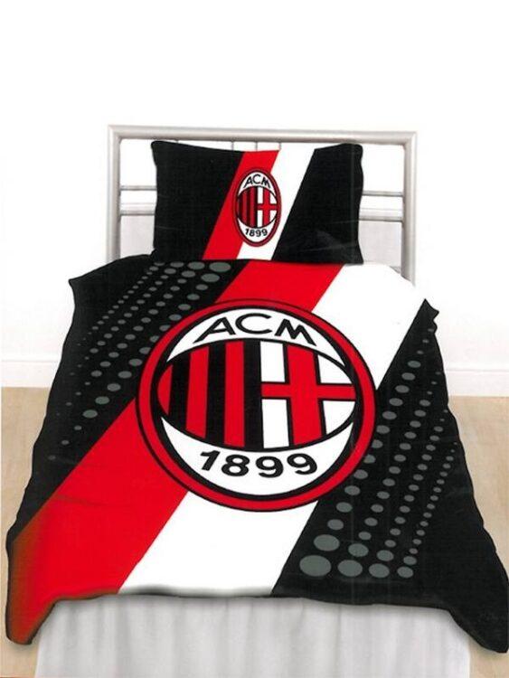 Parure copripiumino AC Milan