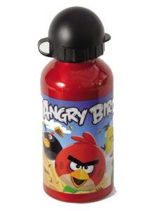 Borraccia alluminio Angry Birds