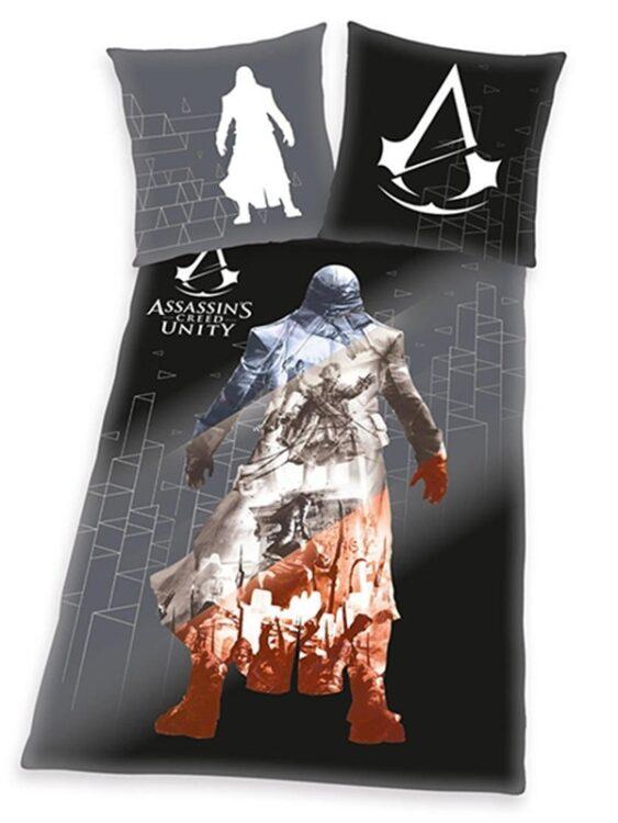 Parure Copripiumino singolo Assassin's Creed