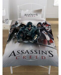 Assassin's Creed Parure copripiumino singolo