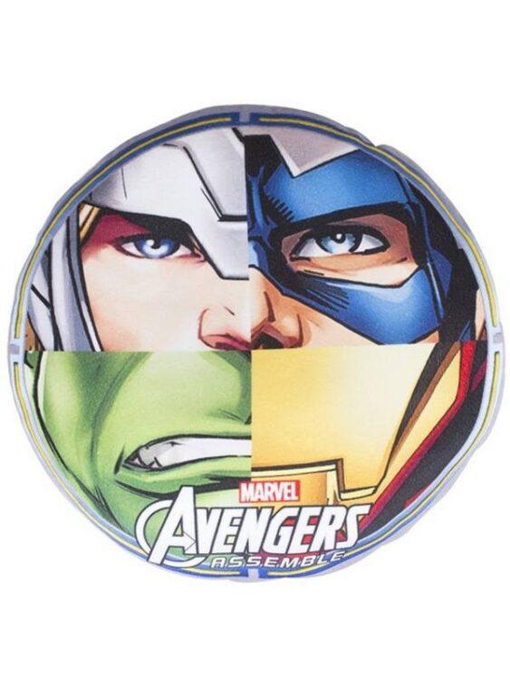Cuscino tondo Avengers