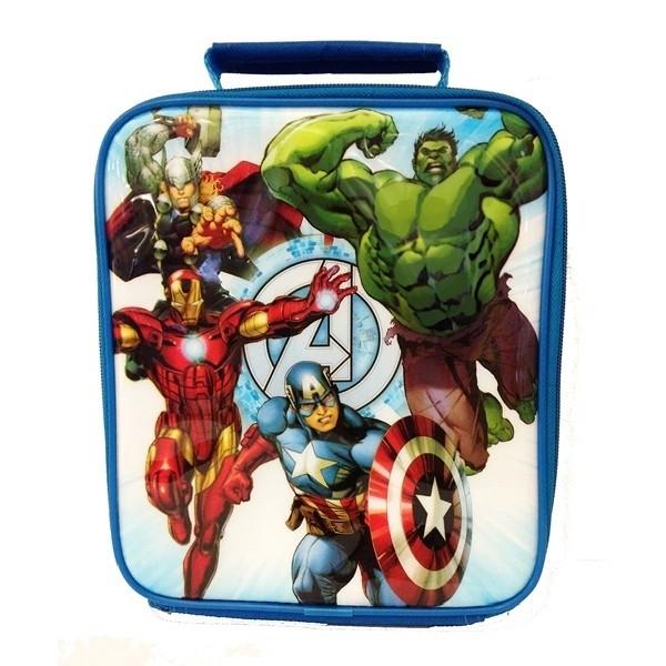 Borsa termica rettangolare Marvel Avengers