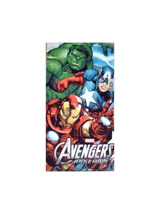 Asciugamano Telo Mare Avengers