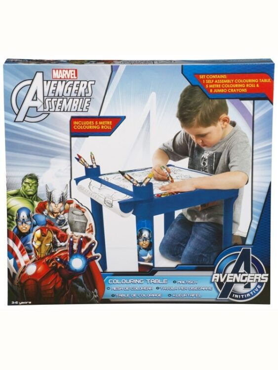 Marvel Avengers - Tavolino piccolo artista