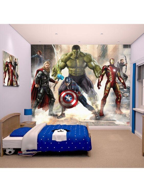 Walltastic Marvel Avengers - Murales Age of Ultron