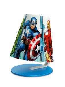Lampada da comodino a LED Marvel Avengers