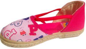 Scarpe in tela Peppa Pig
