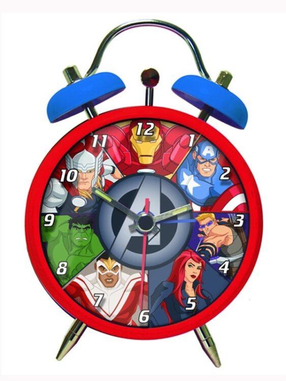 Orologio sveglia Marvel Avengers