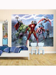 Fotomurale Marvel Avengers 232x158 cm