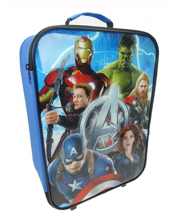 Valigia Trolley Marvel Avengers