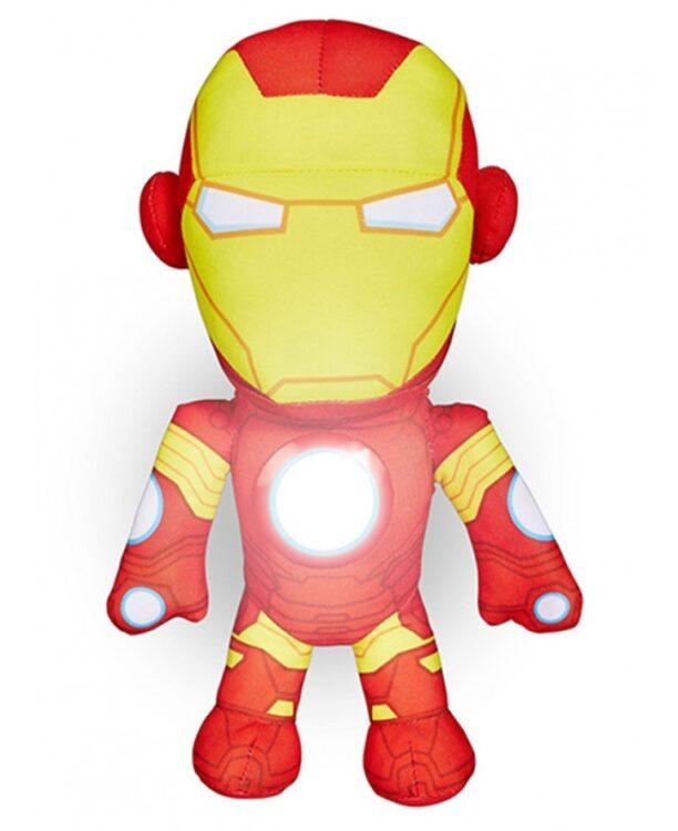 Peluche e luce notturna 2in1 Iron Man