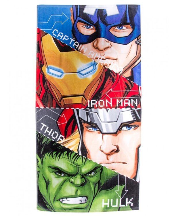 Asciugamano Marvel Avengers