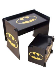 """Scrivania e sgabello Batman """"Batcave"""""""