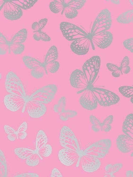 Carta da parati Farfalle 10mt