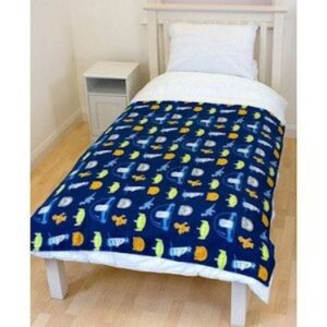 """Plaid in Pile Toy Story """"Space"""""""
