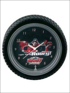 Orologio da parete Roary The Racing Car