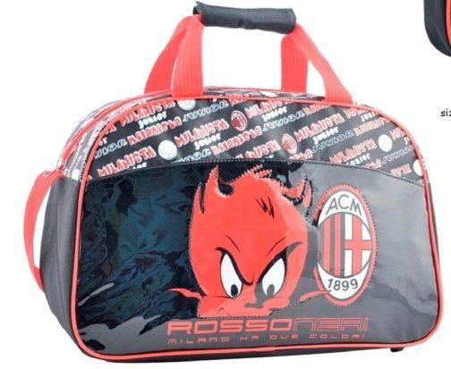 Borsone sport A.C. Milan