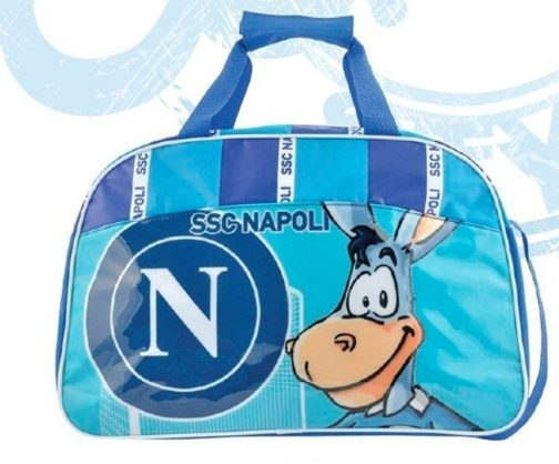 Borsone sport S.S.C. Napoli