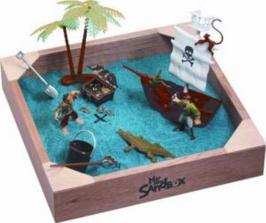 My little sand box - I Pirati