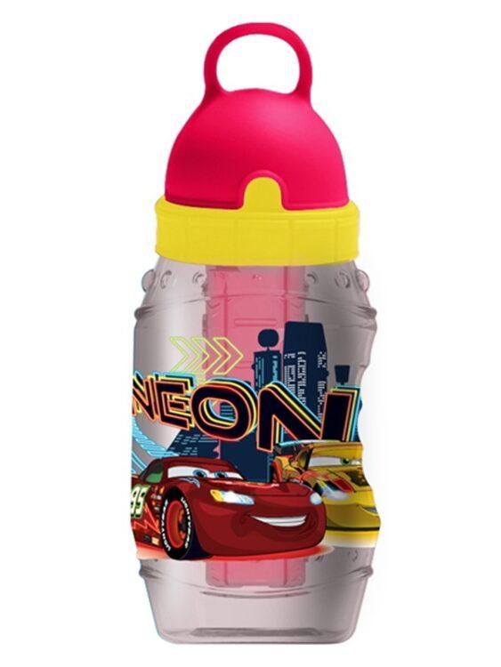 Bottiglia termica con cannuccia DIsney Cars