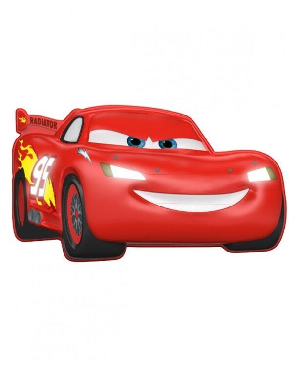 Disney Cars Lampada da Parete in 3D