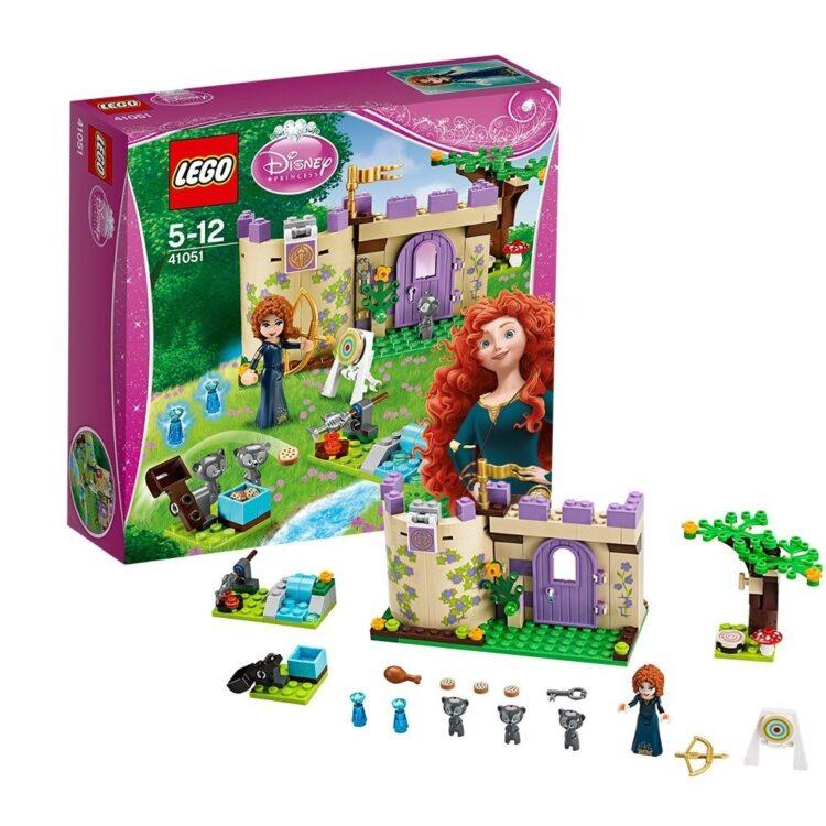 Lego - Merida agli Highland Games