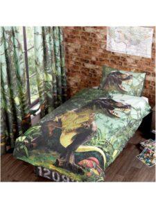 Tende per cameretta Jurassic Jungle 183 cm