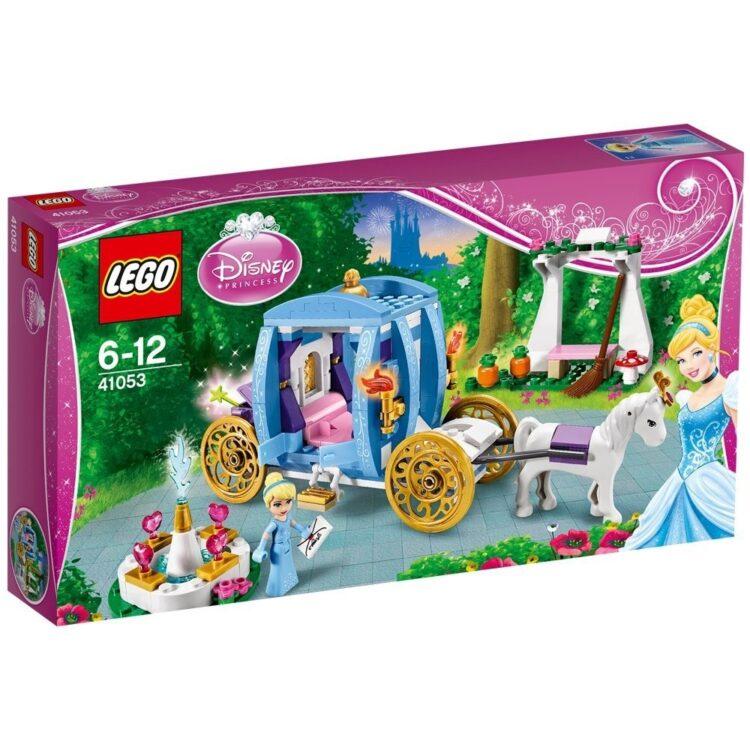 Lego - La carrozza magica di Cenerentola