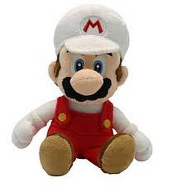 Peluche Super Mario bianco 30cm