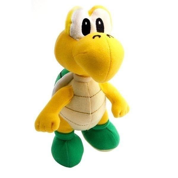 Peluche Super Mario Tartaruga 25cm