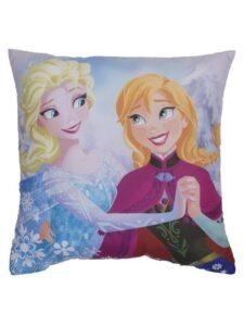 Cuscino reversibile Cristal Disney Frozen