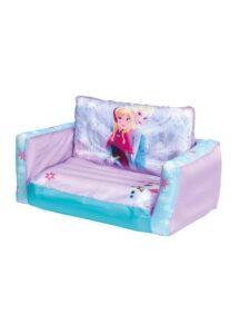 Divanetto Letto gonfiabile Disney Frozen