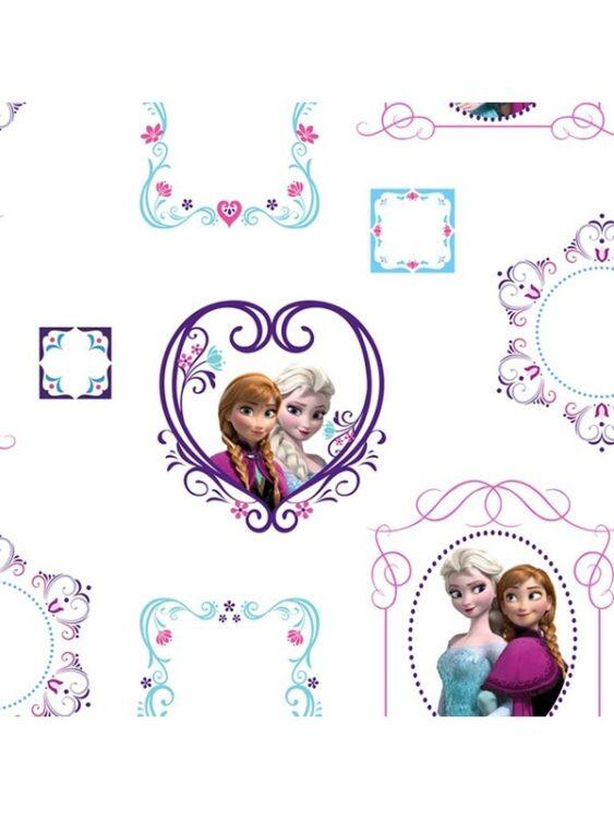 Carta da parati Disney Frozen Frames 10mt