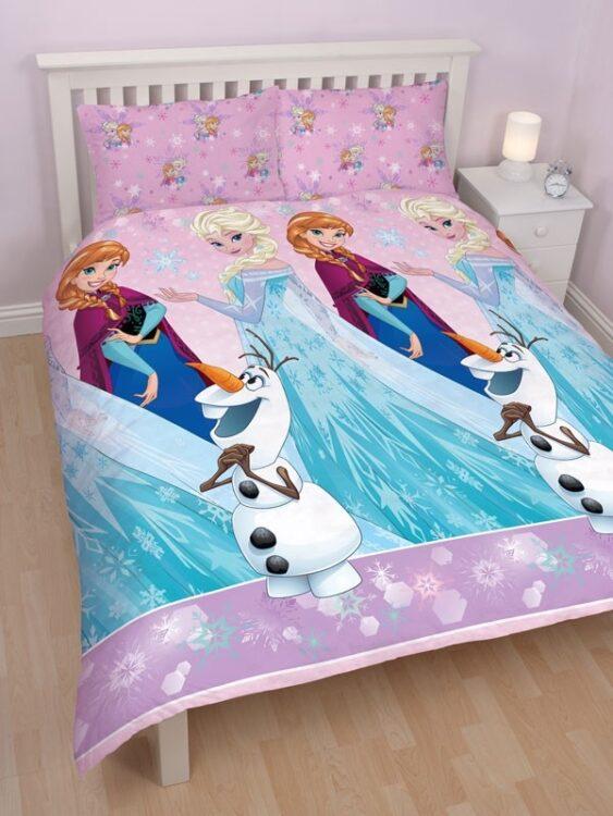 Parure copripiumino Disney Frozen Magic