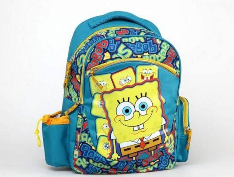 Zaino elementari Spongebob