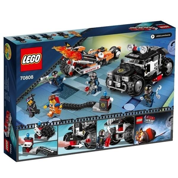 Lego Movie - Inseguimento sulla Super Cycle