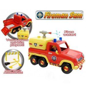 Play set Sam il Pompiere