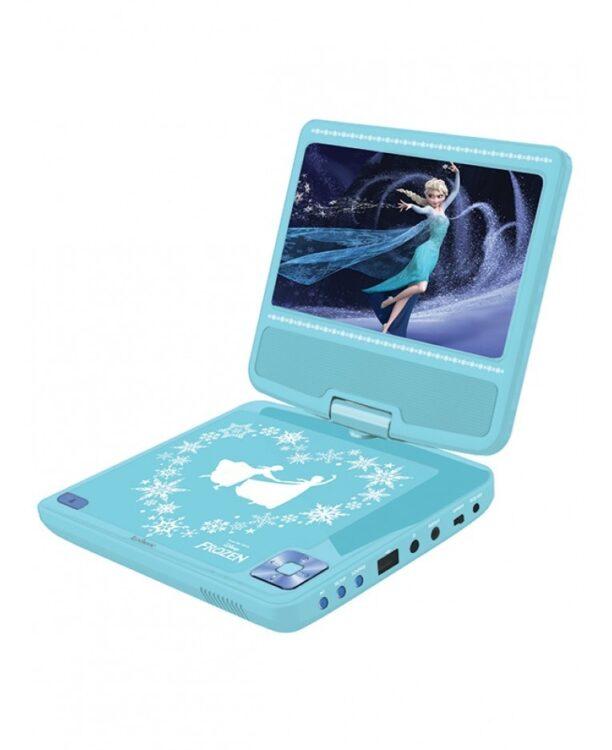 Disney Frozen Lettore DVD portatile