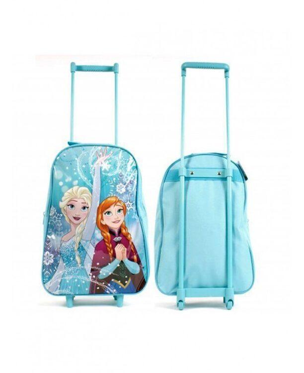 "Disney Frozen Trolley ""Northern Lights"""