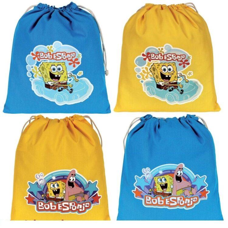 Sacca portatutto Spongebob
