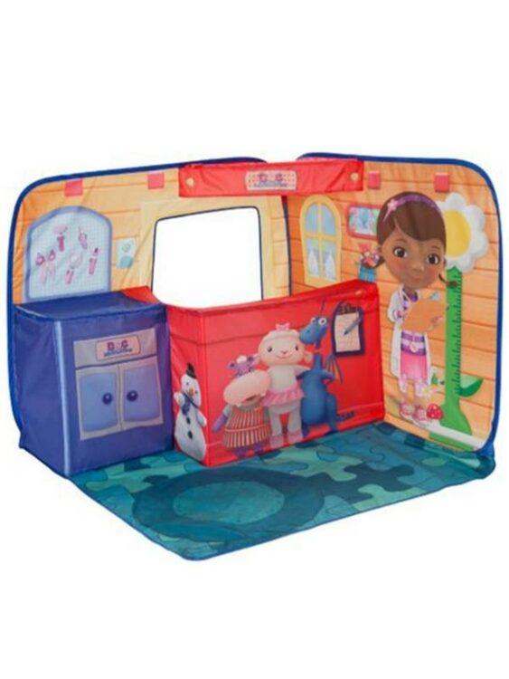 Tenda Pop Up 3D Clinica Dottoressa Peluche