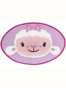 Tappeto ovale Lambie Dottoressa Peluche