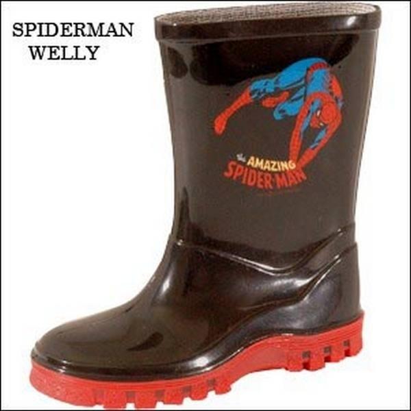 Galosce impermeabili Spiderman