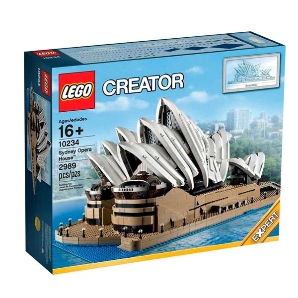 Lego Creator - Opera House di Sidney