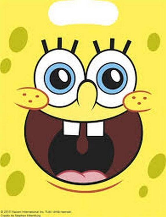 Party Bags Spongebob
