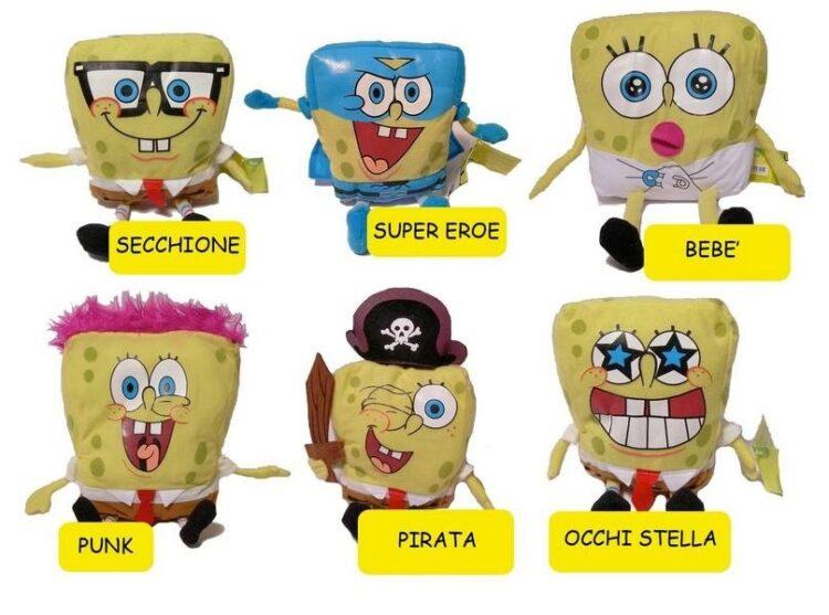 Peluche Spongebob
