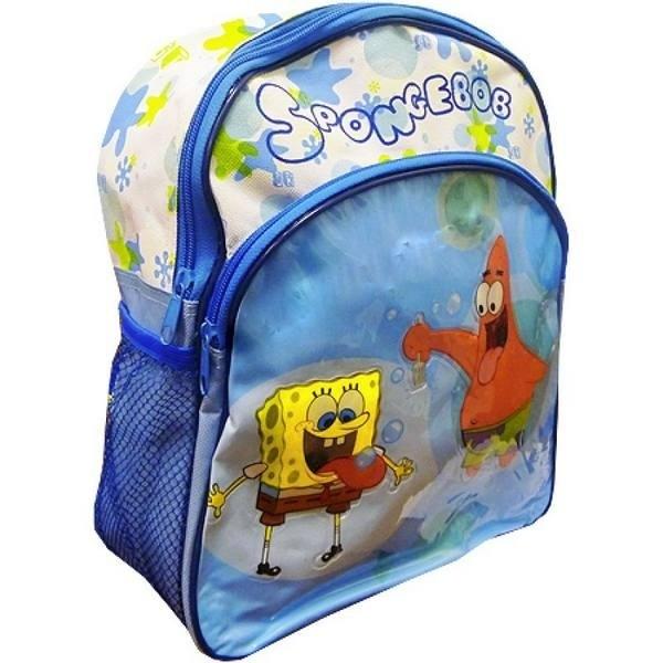 Zainetto asilo Spongebob