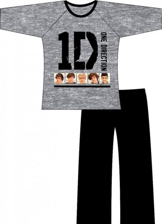 Pigiama manica lunga One Direction